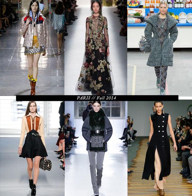 Fall 2014 Fashion Week Faves